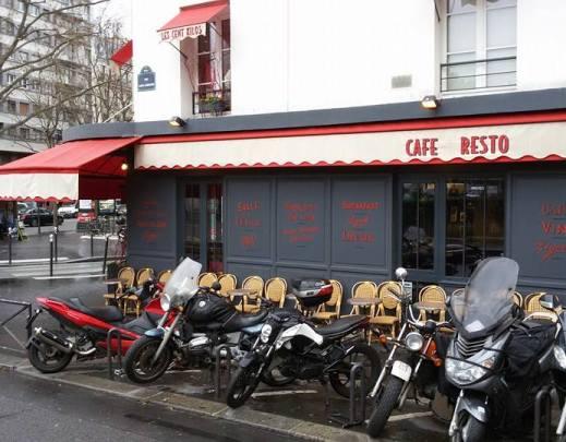 Café am Platz Saint-Ambroise