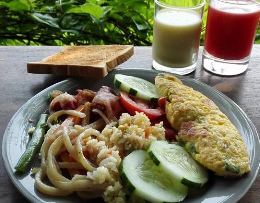 Frühstück im Hoi An Chich
