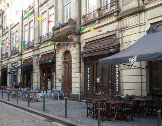 Rua de Sa de Noronha