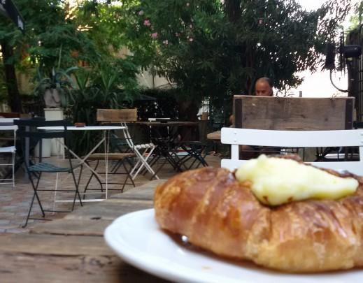 Frühstück im Necci